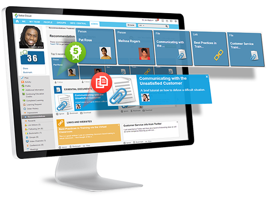 saba talent and learning management software Dubai